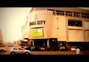 Joina City Entrance from Jaison Moyo Avenue
