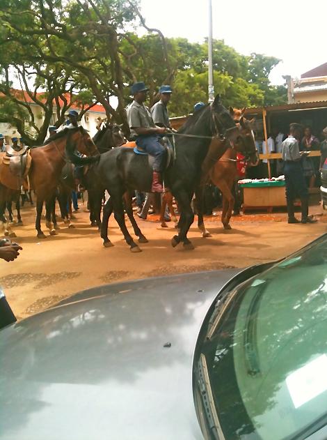 Harare Police